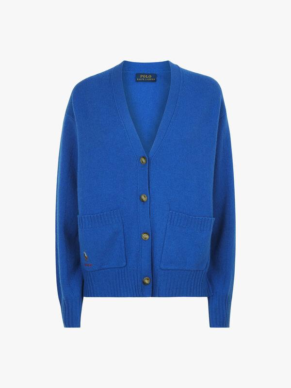 Cardigan Long Sleeve Sweater