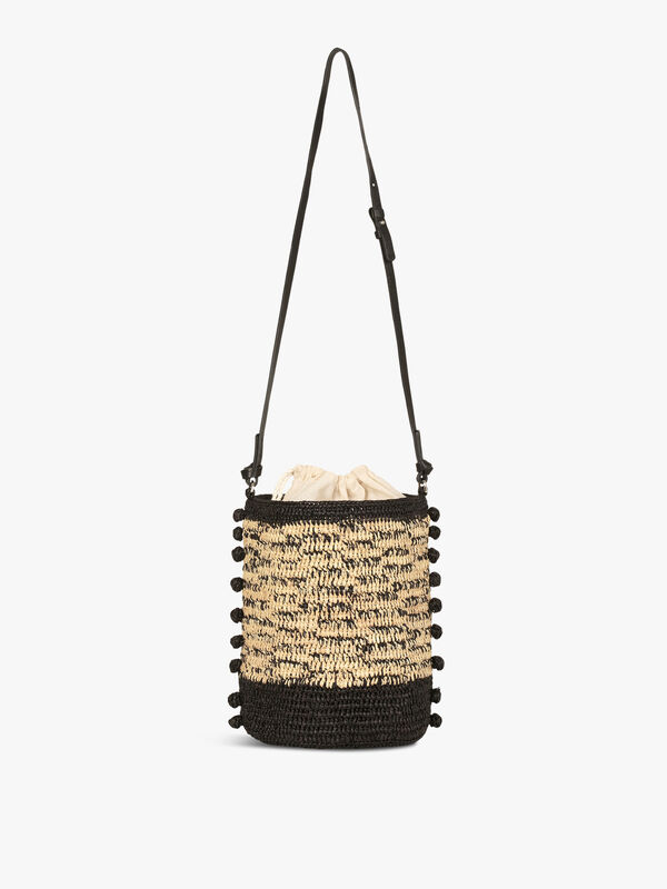 Bobble Bucket Bag