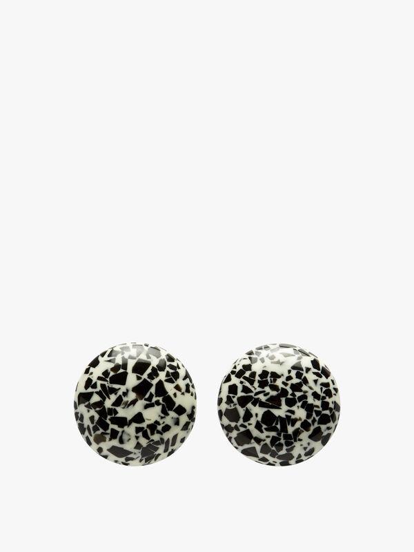 Dotted Stud Earrings