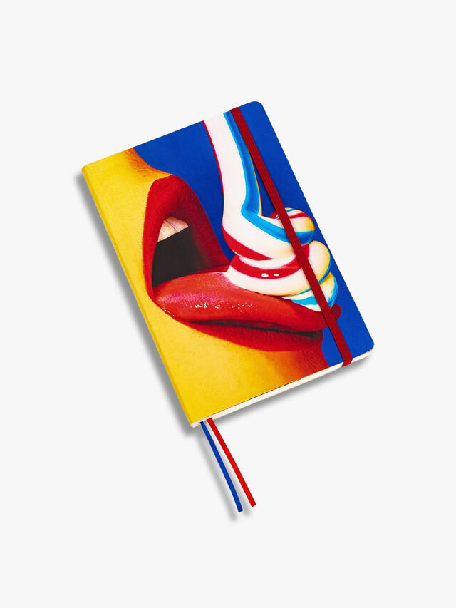 Toiletpaper Large Notebook Toothpaste