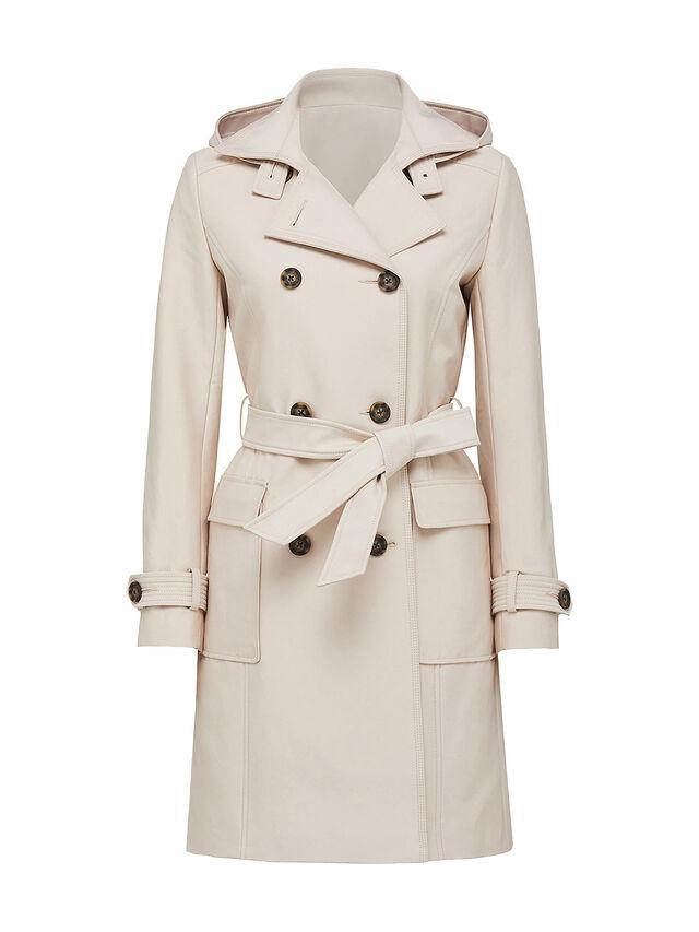 Jennie Long Trench Coat