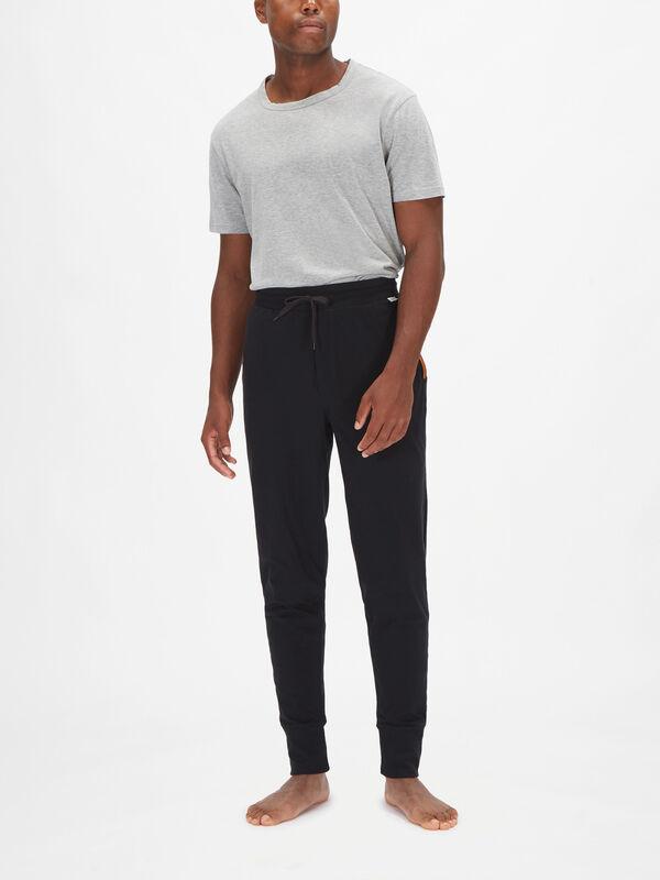 Colour Pocket Loungewear Bottoms