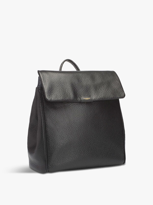 St James Leather Changing Bag