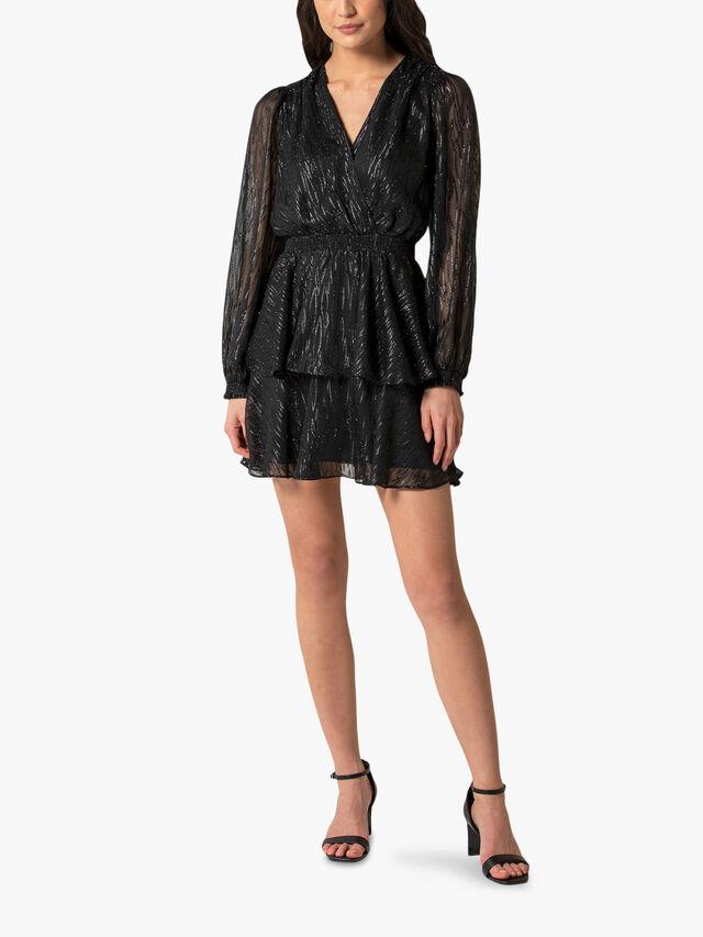 Keira Tiered Mini Dress