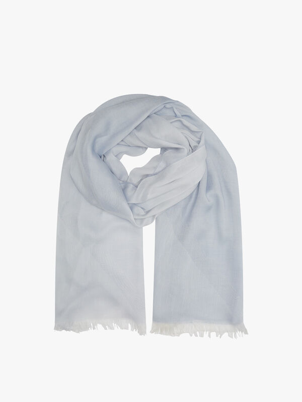 Organic Cotton Blend Prism Scarf