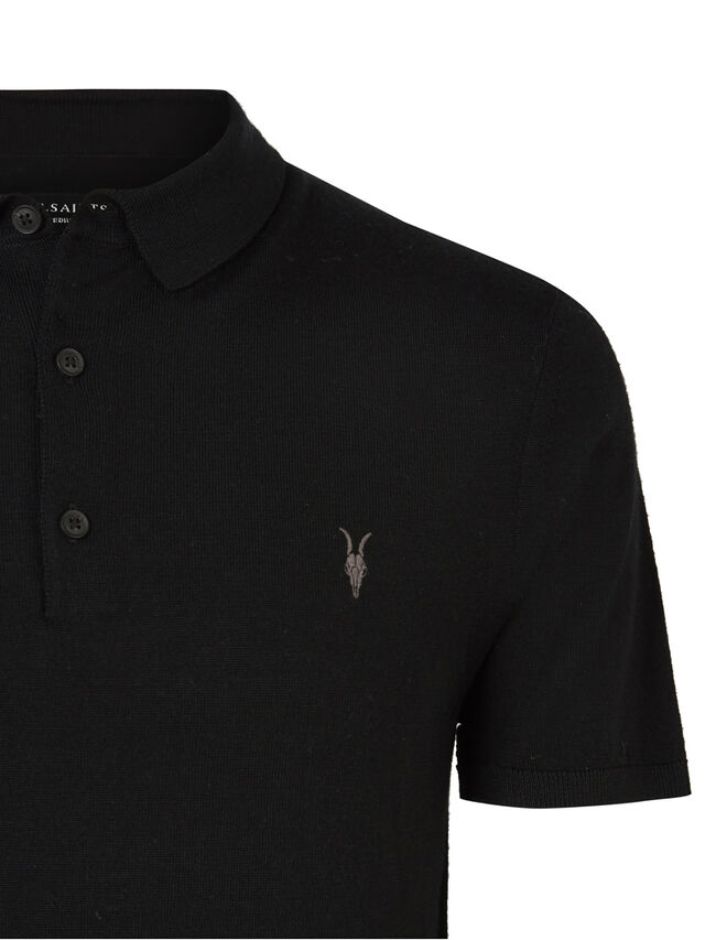 Mode Merino Shortsleeve Polo