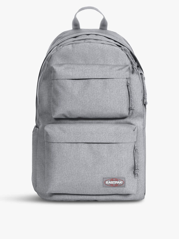 Padded Double Backpack