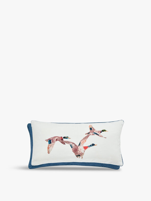 Flying Mallards Cushion