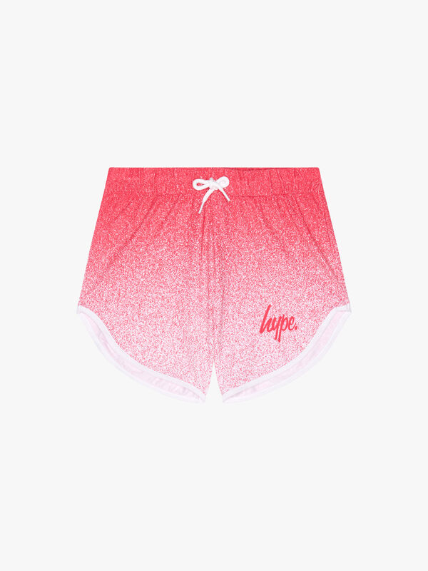Speckle Fade Shorts