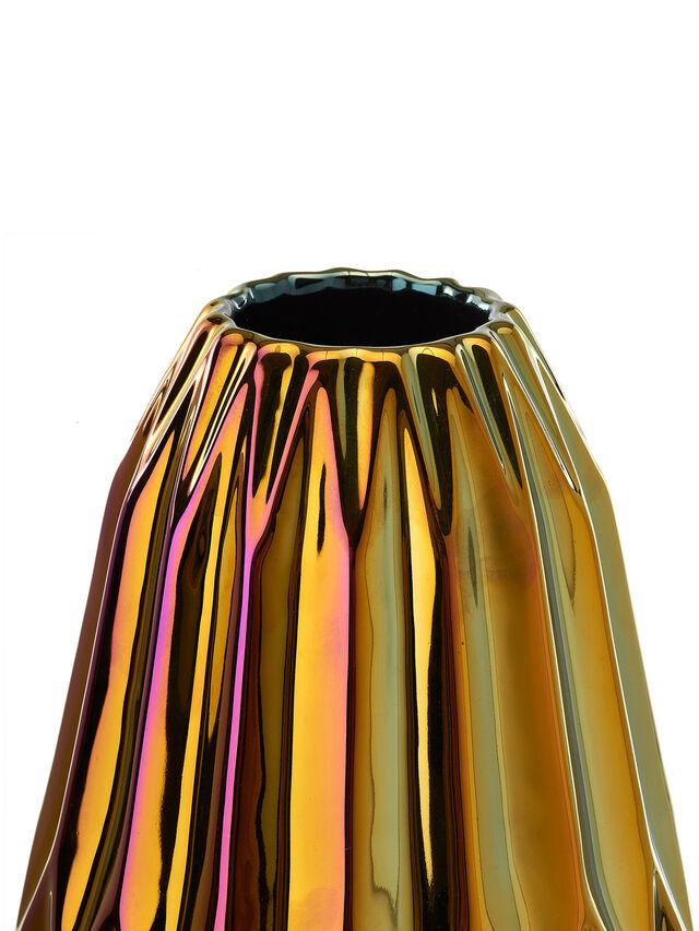 Medium Oily Fold Vase