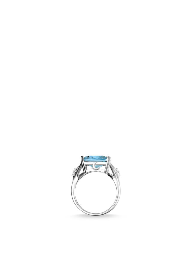 Magic Stones Cocktail Ring