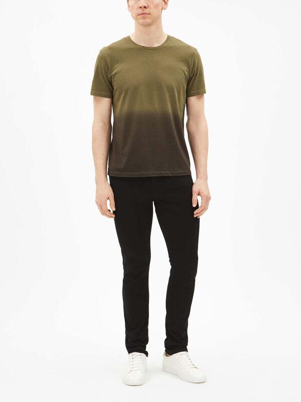 Cash Crew Neck T-Shirt
