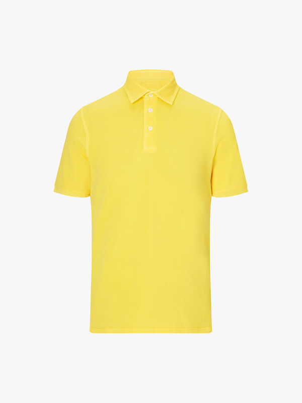 North Pique Frosted Polo