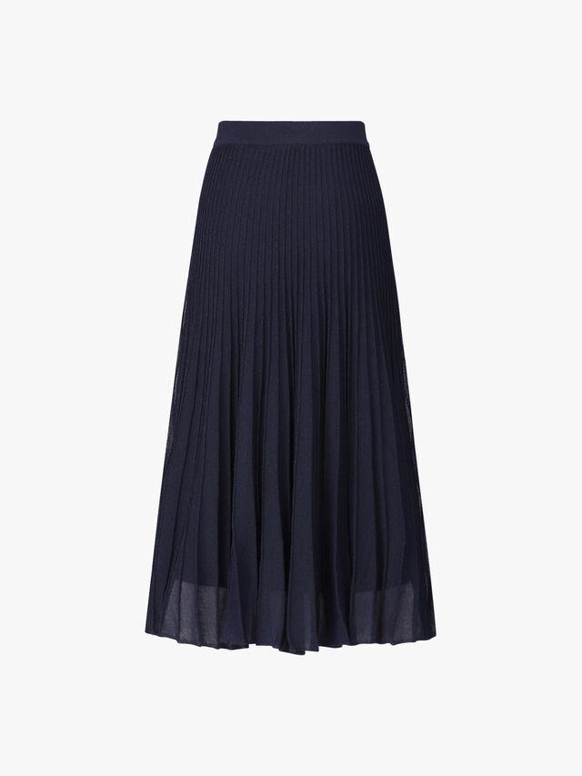 Pregio Pleated Skirt