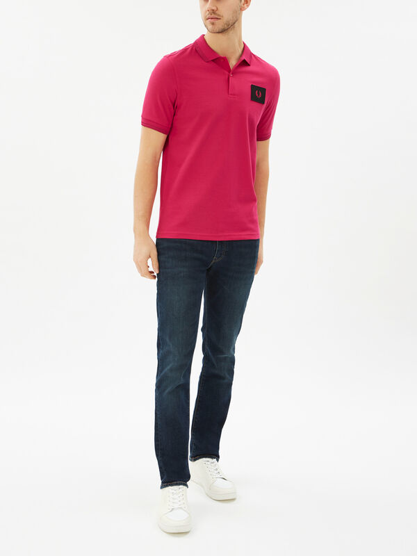 Acid Brights Polo Shirt