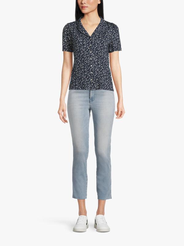 short sleeved ida shirt