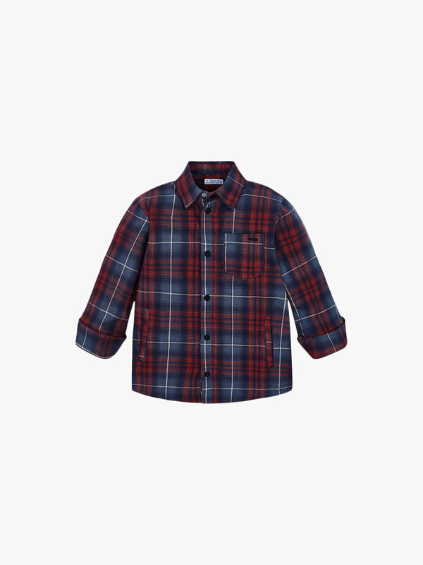 Lined Check Shirt