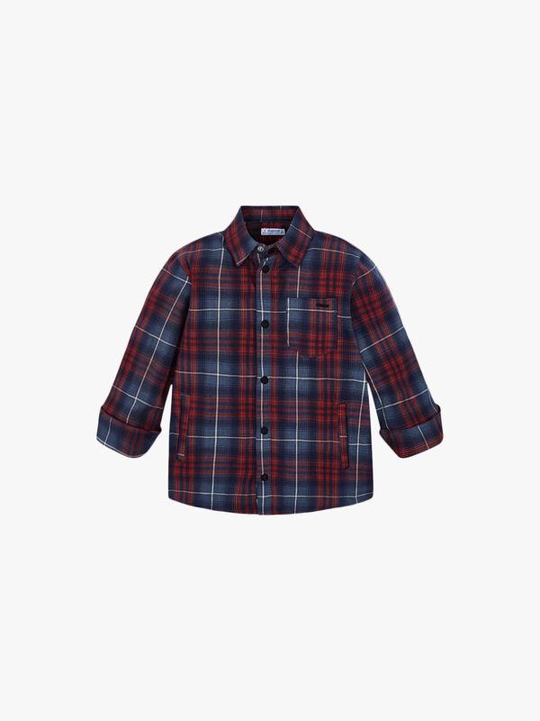 Lined Check Shirt