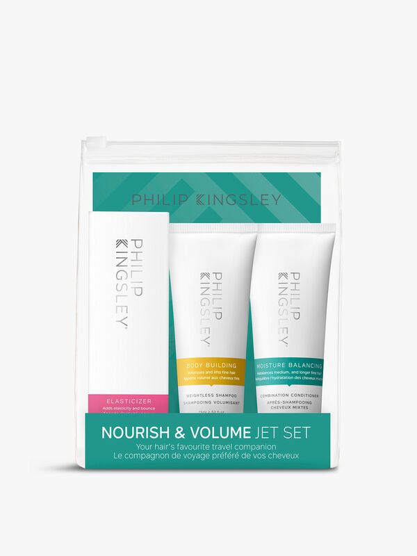 Nourish & Volume Jet Set 75 ml