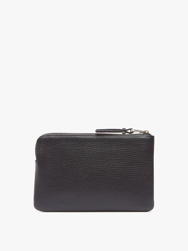 Wallets 8 Med Zip Top Coin Pouch