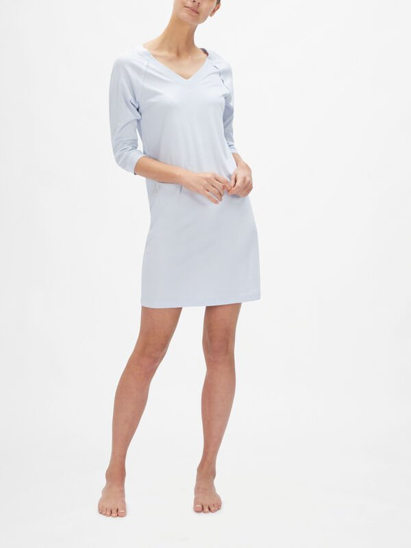 3/4 Sleeve Nightdress