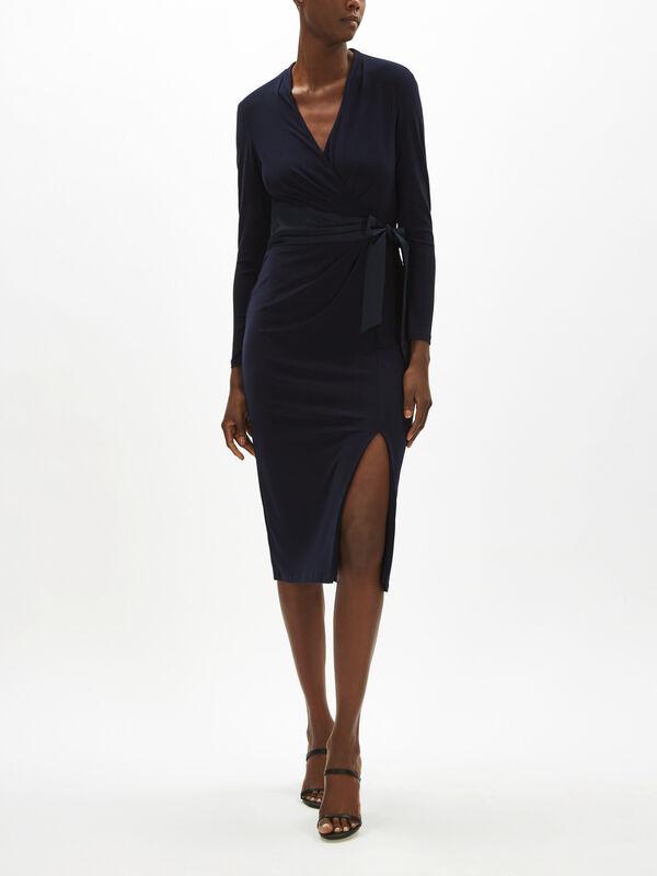 Josie Long Sleeve Day Dress