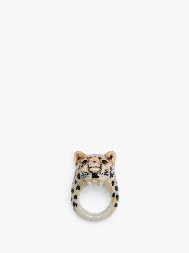 Leopard Ring