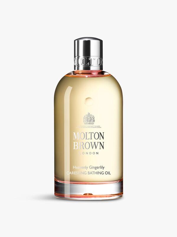 Heavenly Gingerlily Caressing Bathing Oil