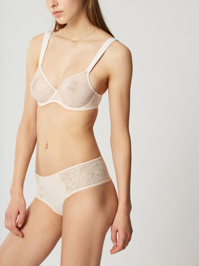 June Moulded Underwired Bra