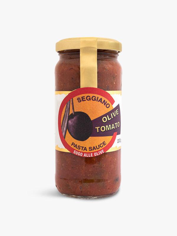 Olive Tomato Sauce 220g