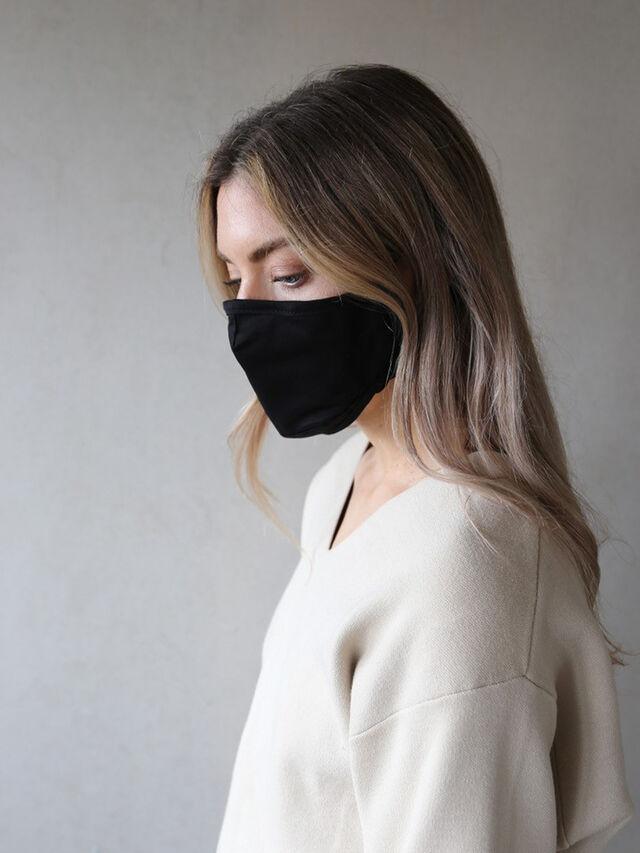 Adult Face Mask Black