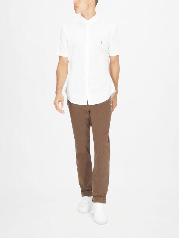 Short Sleeved Sports Shirt