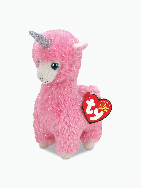 Lana Pink Llama Beanie Babies