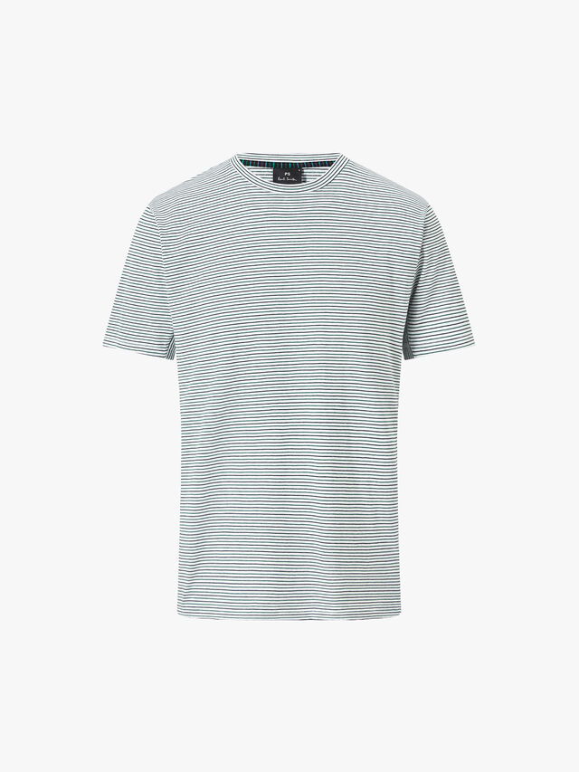 Stripe Organic Cotton T-Shirt