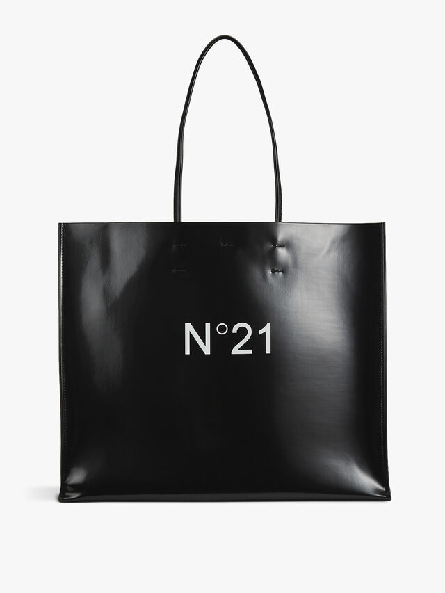 Large Logo Shopper