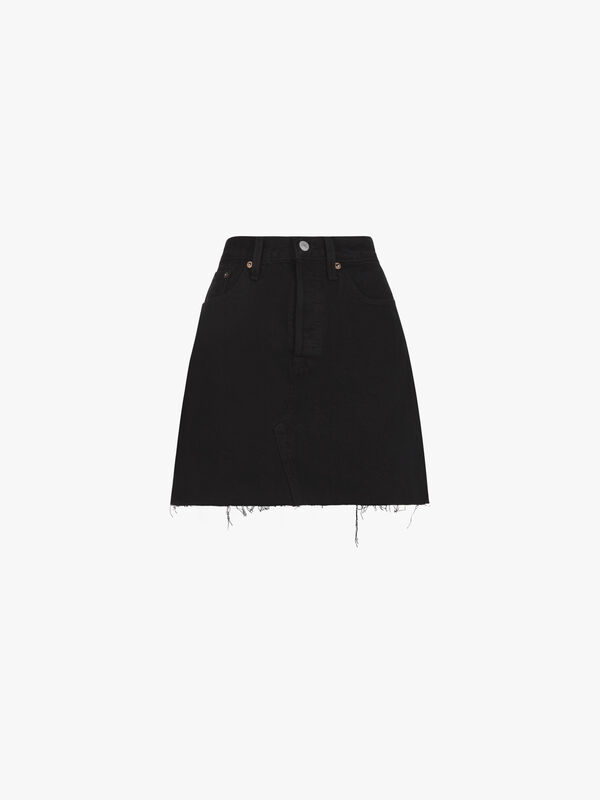 High Rise Decon Iconic Skirt