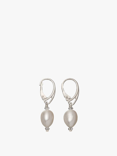 Freshwater Pearl Clip Earrings
