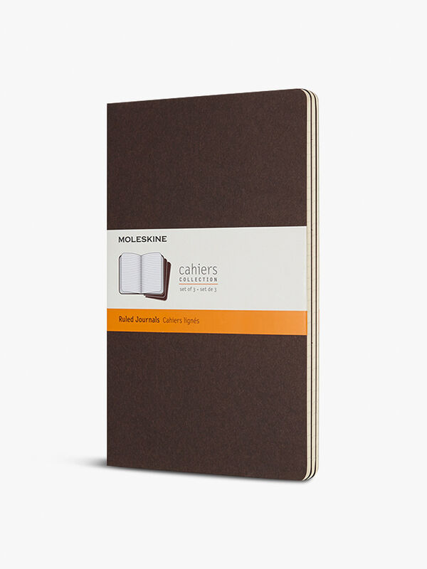 Large Cahier Journal Ruled