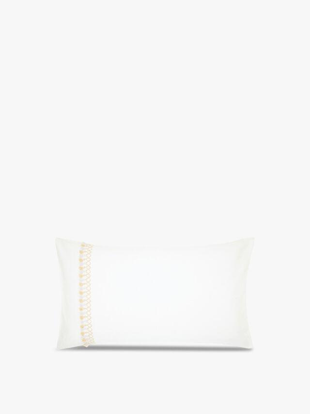 Nirmala Tassled Pillowcase Pair