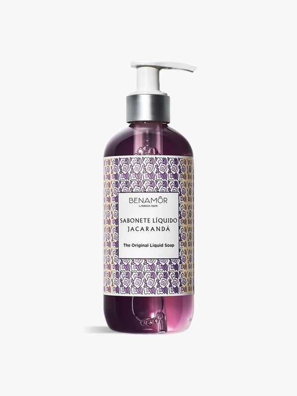 Jacarandá The Original Liquido Soap
