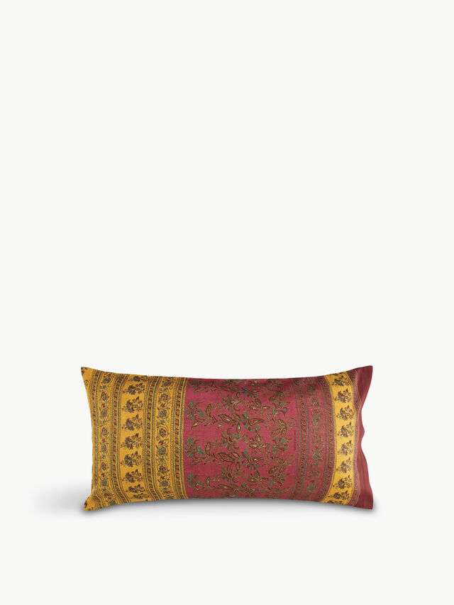 Montefano Rosso Standard Pillow Case
