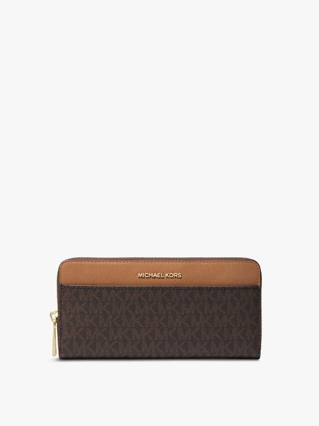 Jet Set Pocket Continental Wallet