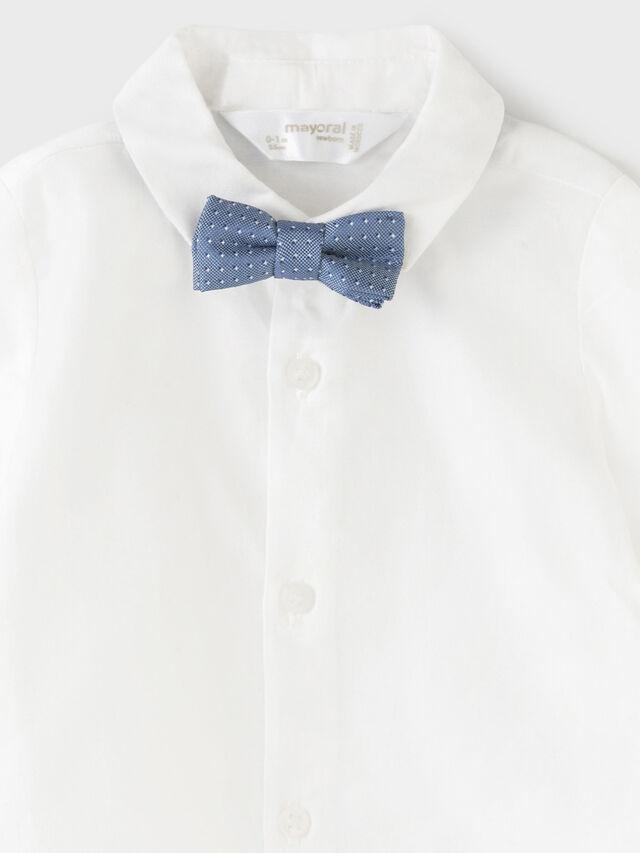 Shirt w/Bow Tie