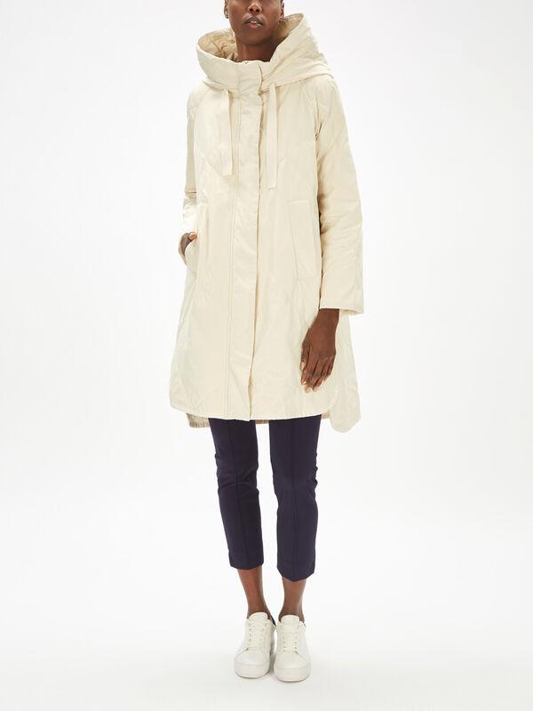 Zelinda Quilted Coat