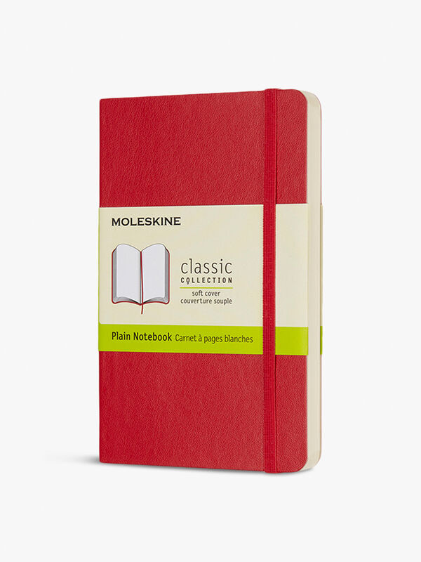 Pocket Plain Notebook