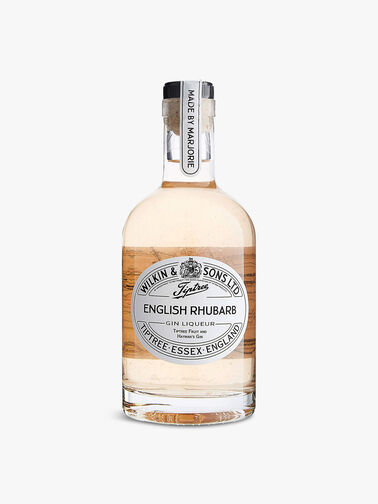English Rhubarb Gin Liqueur 35cl