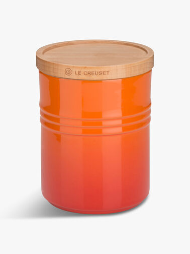 Medium-Storage-Jar-with-Wood-Volcanic-Le-Creuset