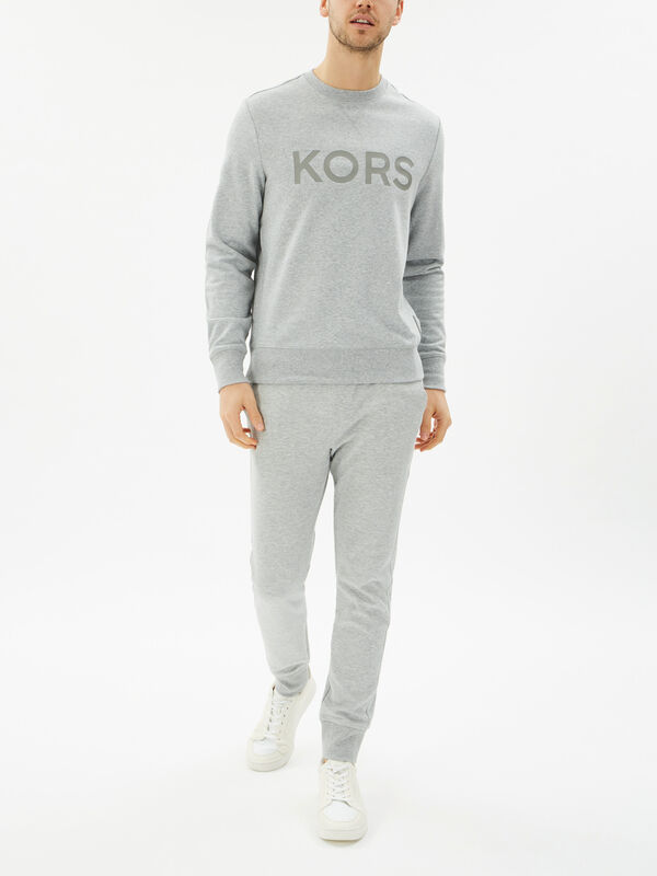 KORS Cotton-Blend Sweatshirt