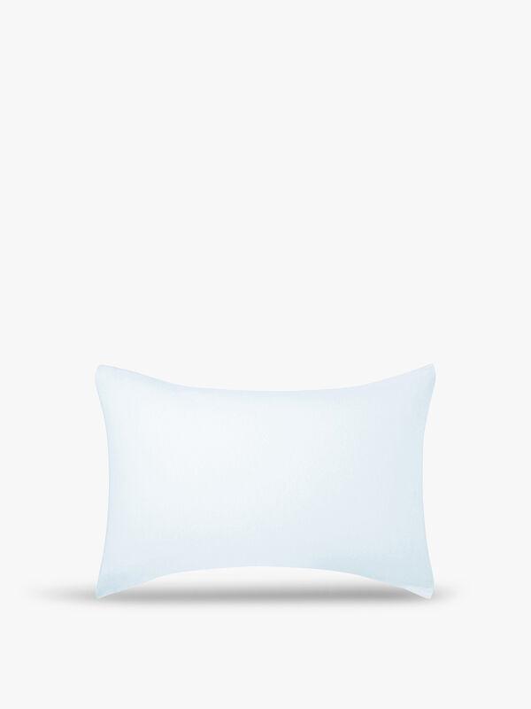 Brushed Cotton Plain Dye Pillowcase Pair