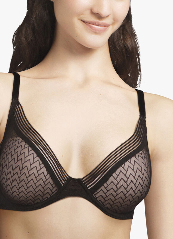 Manhattan Plunge T-Shirt Bra